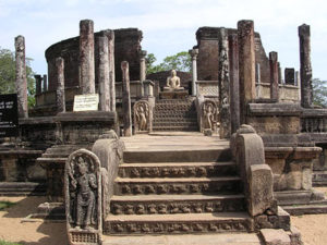 Triangle culturel du Sri Lanka
